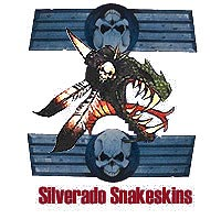 Silverado Snakeskins team badge